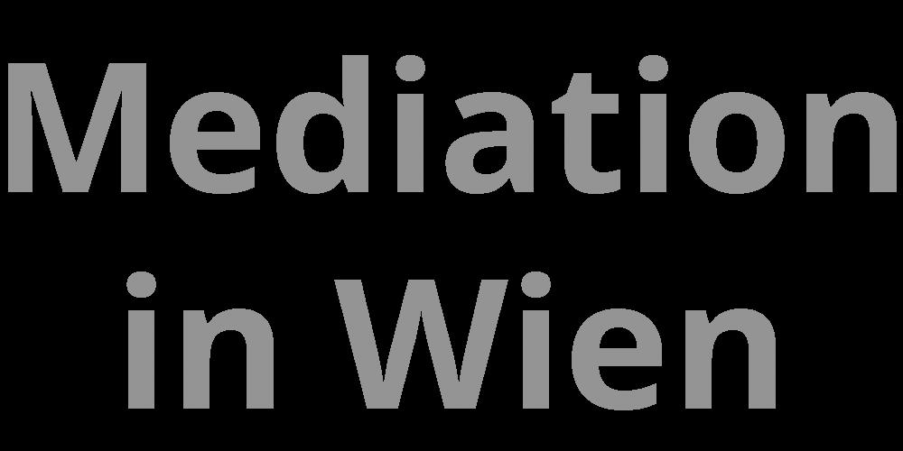 Mediation in Wien